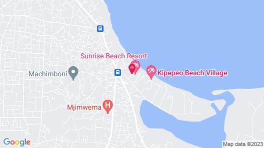 Sunrise Beach Resort Map