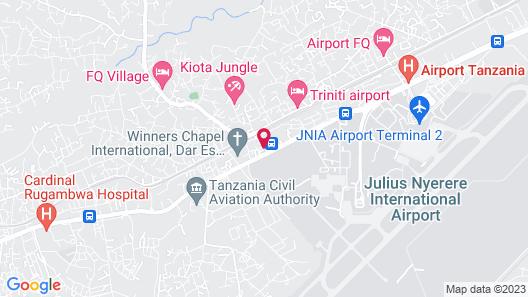 Transit Motel Ukonga Map