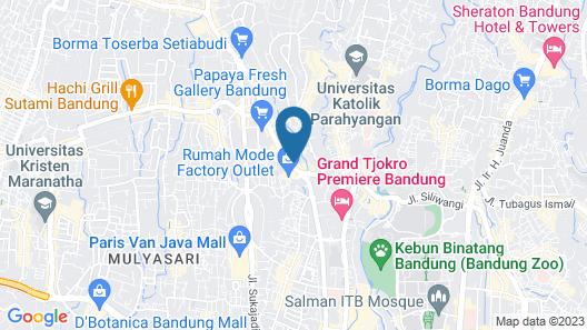 Asmila Boutique Map