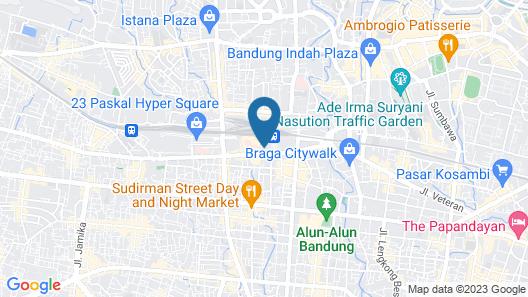 SPOT ON 2054 Hotel Arimbi 3 Map