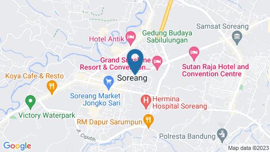 Grand Sunshine Resort & Convention Map