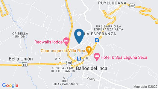 Hostal Don Pablito (44196644) Map