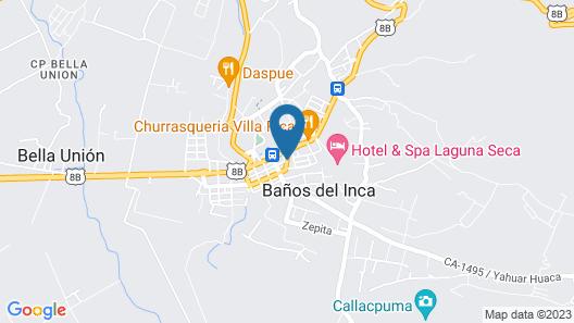 Serra Nova Map