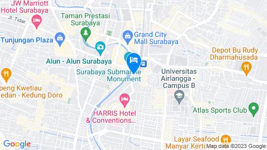 Life Style Surabaya Map
