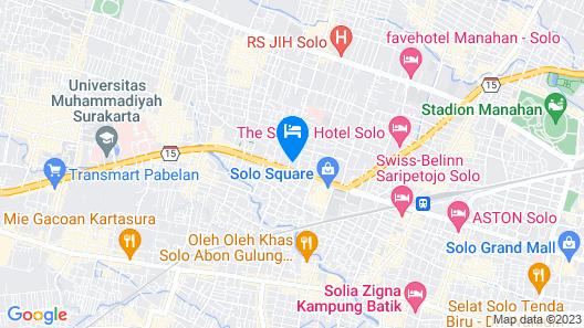 Alila Solo, Java Map