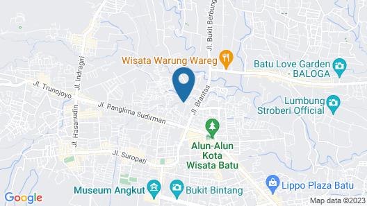 Hotel Selecta Map