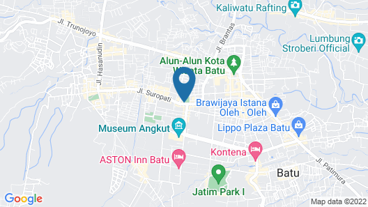 OYO 354 32 Guest House Map