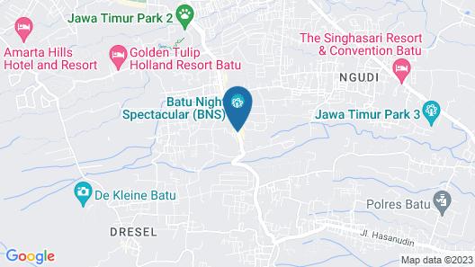 Roemah YWI Map