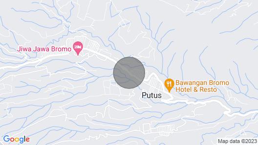 Villa / Penginapan Tengger Asri 3 Bromo Map