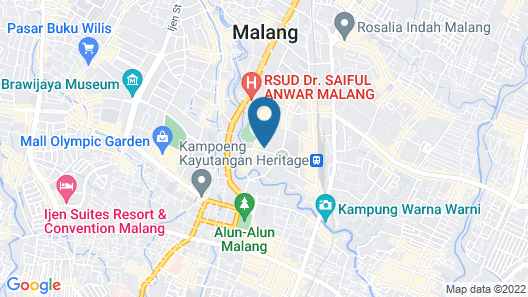 VK Pods Malang Map
