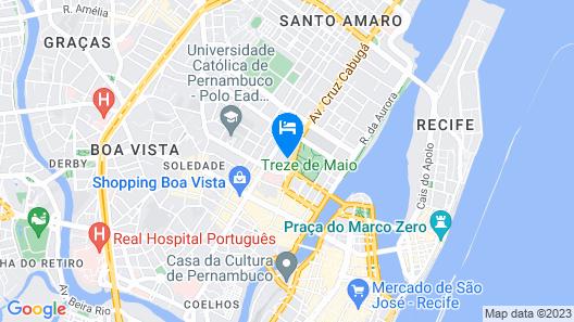S&L Hotel Map