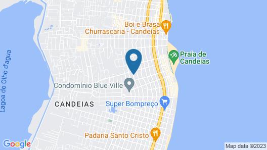 Pousada Elo Inn Map