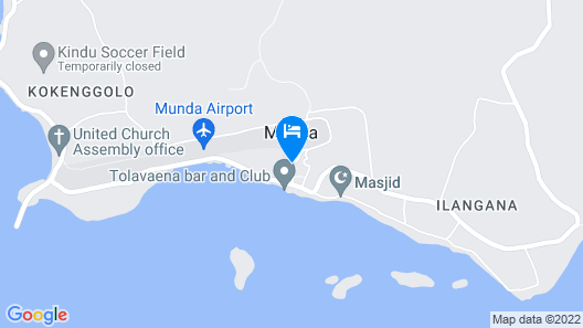 Ibibu Transit Lodge Map