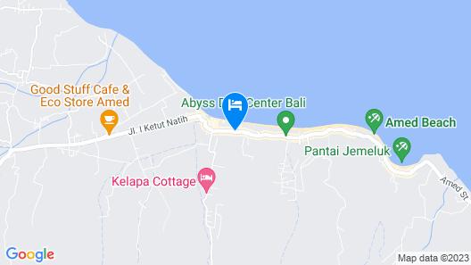 Sudi homestay Map