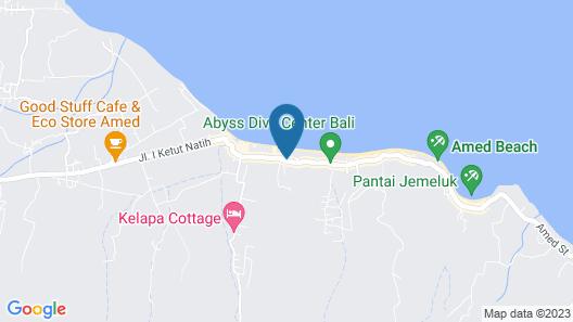 Classic Beach Villas Map
