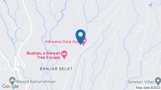 Adiwana Dara Ayu Map