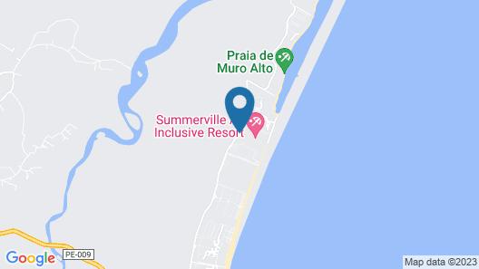 Summerville Beach Resort Map