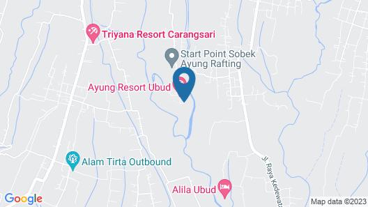 COMO Shambhala Estate Map
