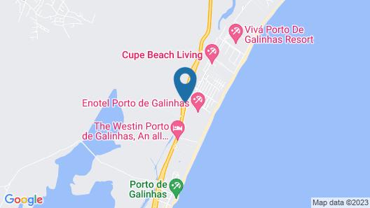Enotel Acqua Club Porto De Galinhas - All Inclusive Map
