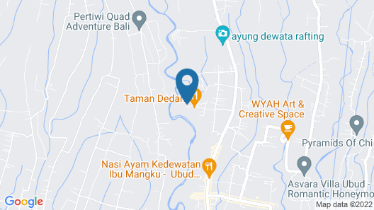 Royal Pita Maha Map