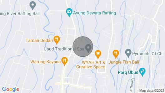 Bunga Permai Hotel#deluxedoubleroom Map