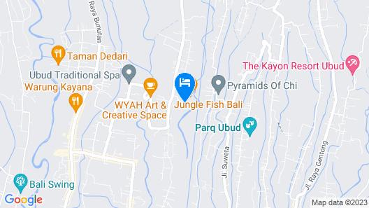 Chapung Sebali Map