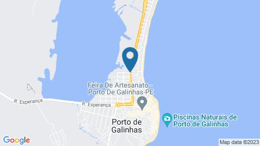 Village Porto de Galinhas Map