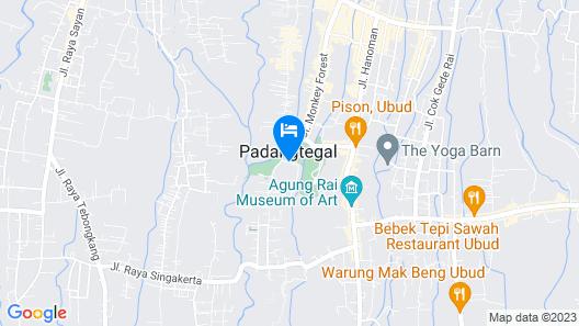 Mawa House Map