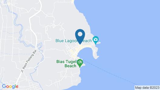 Celagi Inn Map