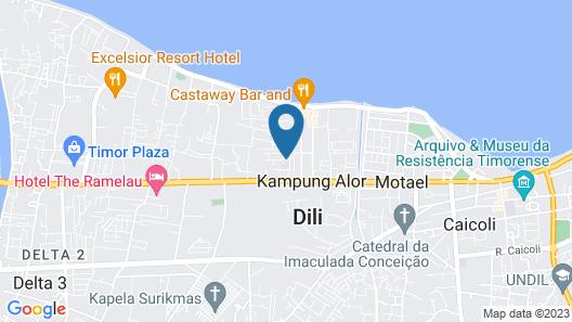 Hilton Dili Palm Springs Map