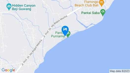 The Royal Purnama Map