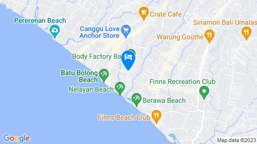 Villa Kumuda by Nakula Map