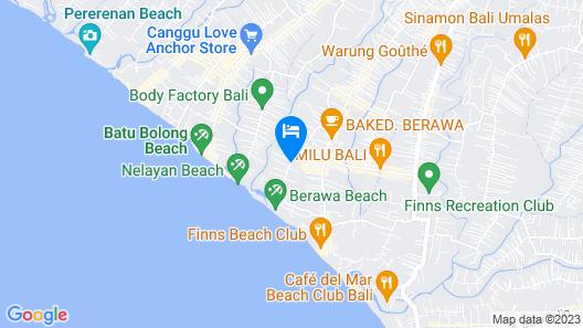 Lalasa Villas Map