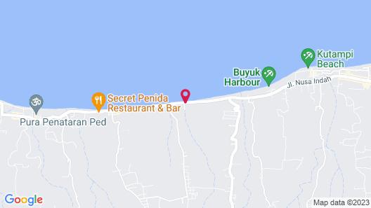 Road Beach Premier Map