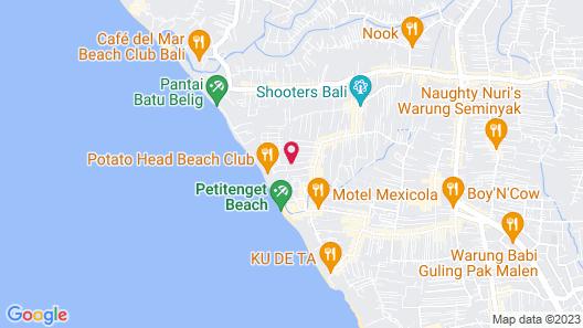 Akara Villas Map