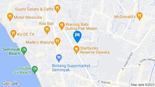 Samaja Villas Kunti Map