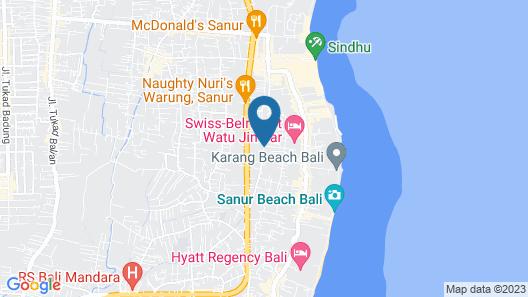 The Janan Villa Map