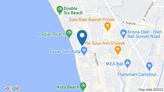 Rama Residence Padma Map