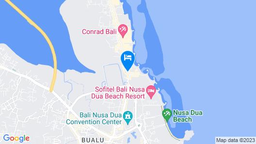 SOL by Meliá Benoa Bali Map