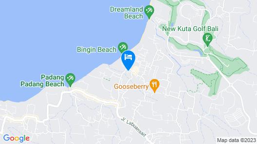 Sal Secret Spot Map