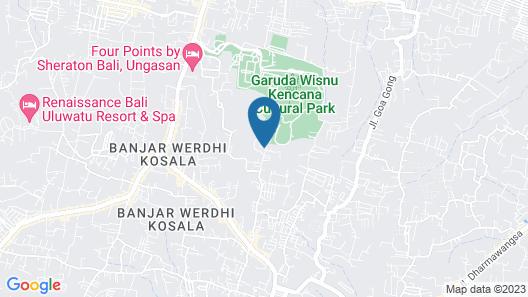 Casa Asia Map