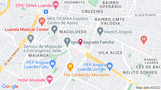 Residence DB Map