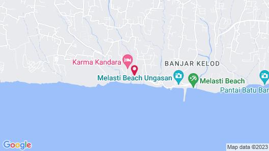Karma Kandara Map