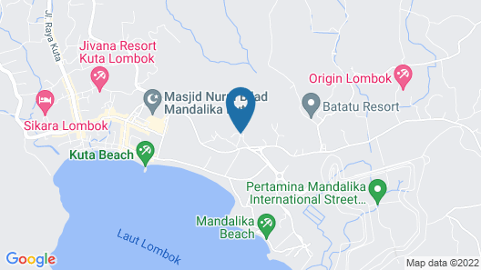 Roby Homestay Map