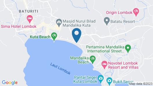 Kuta Paradise Map
