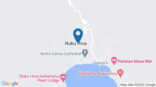 PENSION CHEZ MEL Map