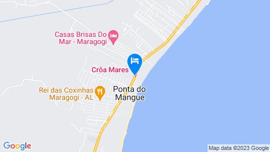 Crôa Mares Hotel Map