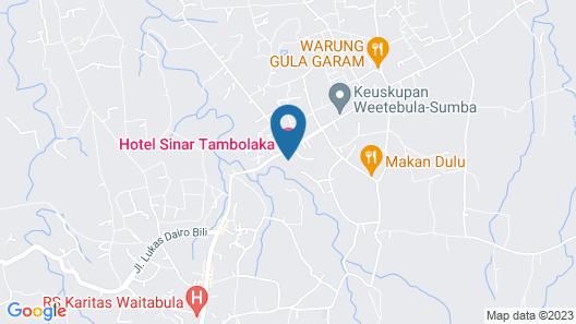 RedDoorz @ Tambolaka Sumba Map