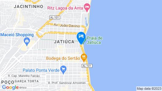 Hotel Brisa Tower Map
