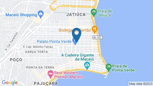 Intercity Maceio Map